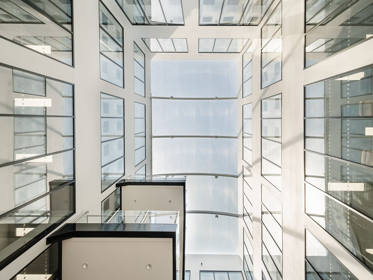 Scale Space - Central Atrium